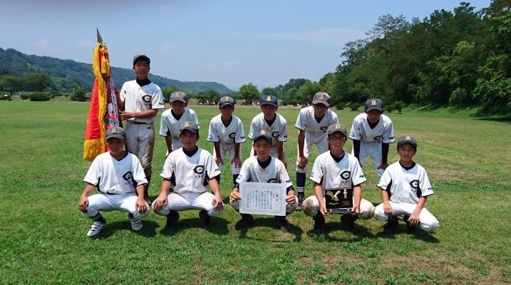 第33回 新人戦 優勝・八王子WJHBC(中学) 平成30年8月5日