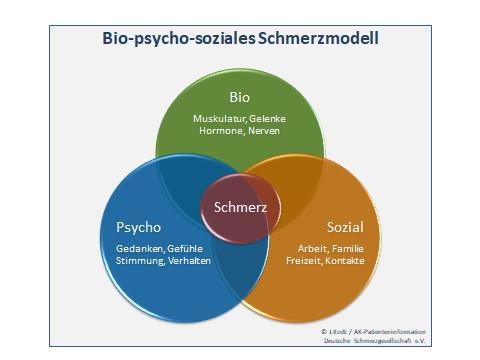 Abb. 1 ( © J. Korb  AK-Patienteninformation  Deutsche Schmerzgesellschaft)