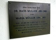 Hans und Maria Müller lehrten seit 1946 den biologischen Land- und Gartenbau.