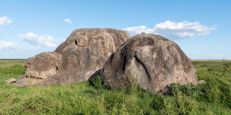 Serengeti geological formation