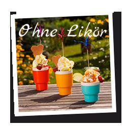 Eisbecher ohne Likör - eis-cafe-Helene Korswandt
