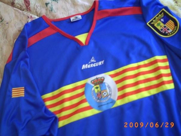 Selección de Aragón