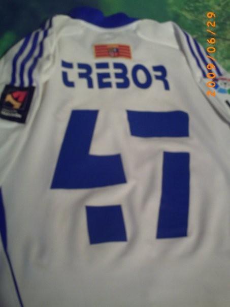 La del Real Zaragoza 08/09 con el 47