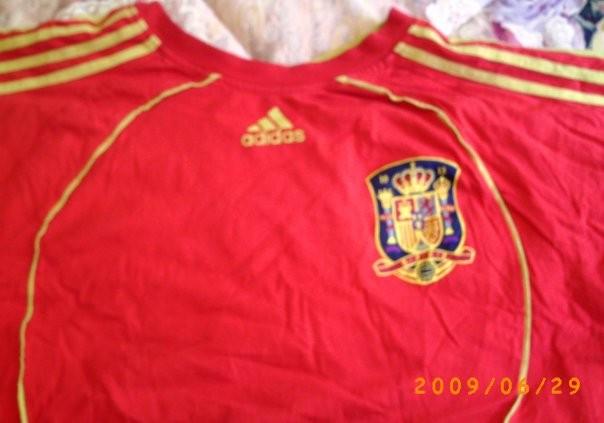 Selección española, EUROCOPA 2008