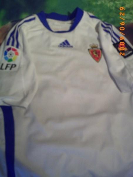 La del Real Zaragoza 08/09