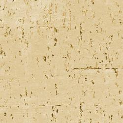 Carta da parati in materiale naturale ottenuta lavorando finemente la corteccia di sughero