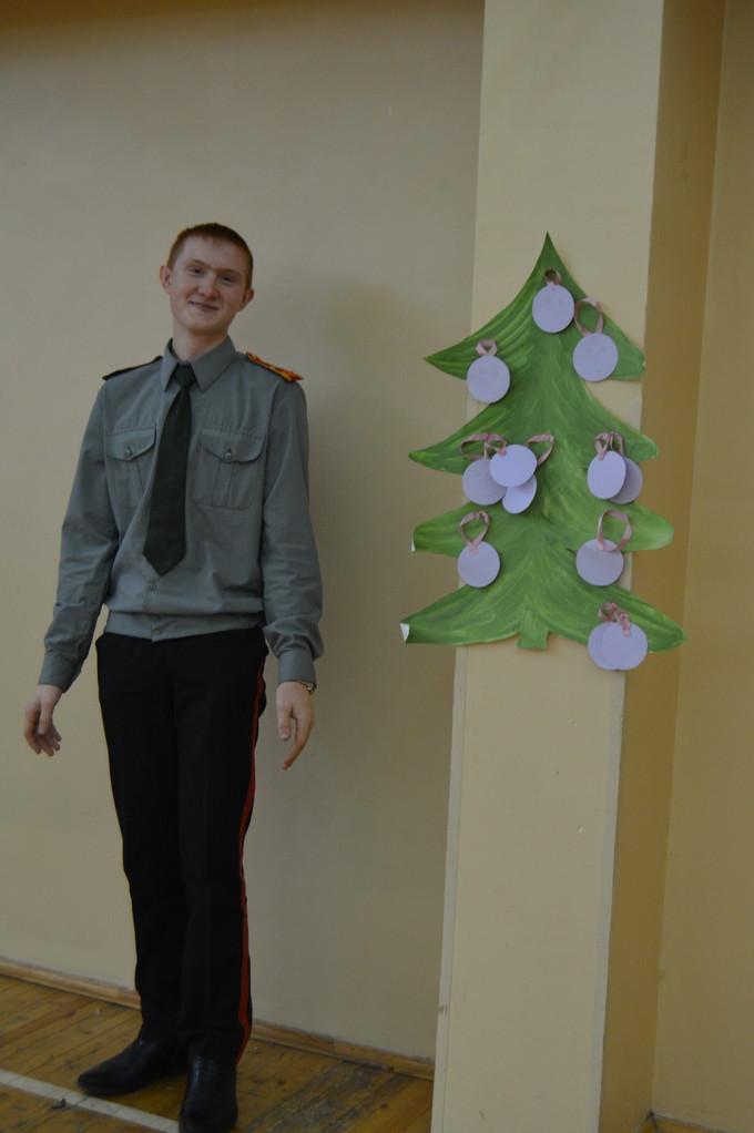 Наш спортивный Дед Мороз:)