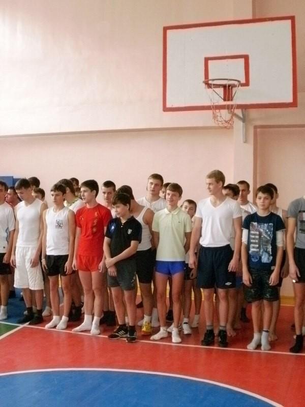 Второй день соревнований - выступление юношей