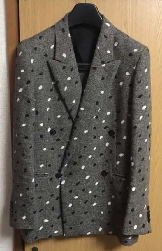 2019.2.4. Paul Smith DOT OVER PRINT LINEN/2016SS「independent」サイズS 定価75600円