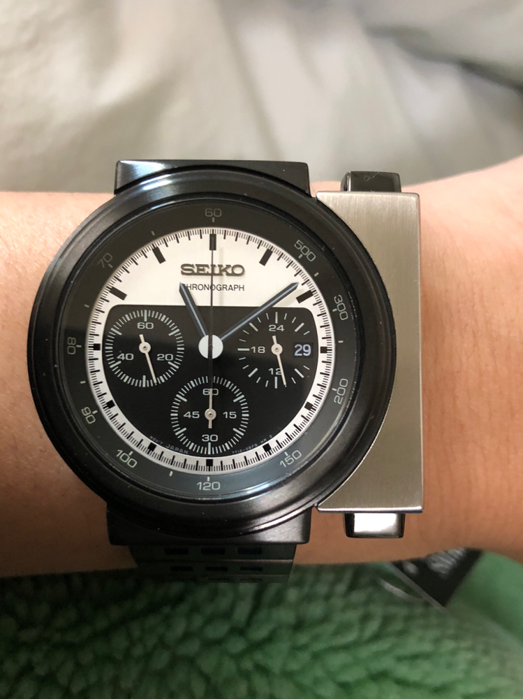2018.3.14. SPIRIT SMART SEIKO×GIUGIARO DESIGN SCED041 10気圧防水