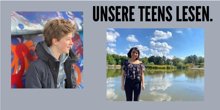 Unsere Teens lesen