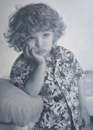 Auftragsmalerei, Porträt