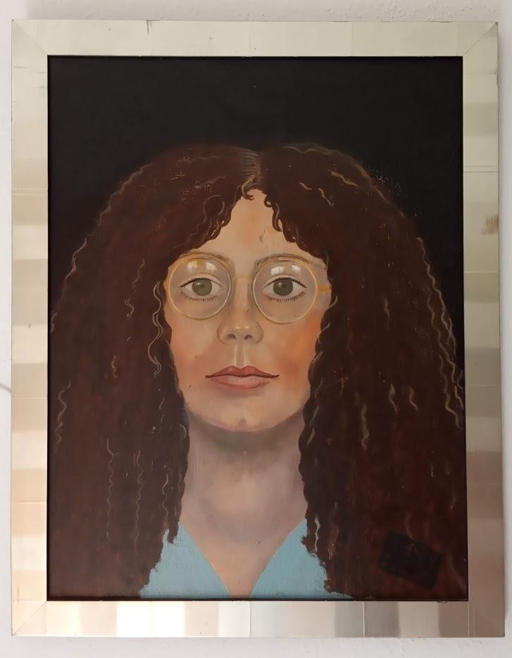 Selbstportrait 1979 - unverkäuflich
