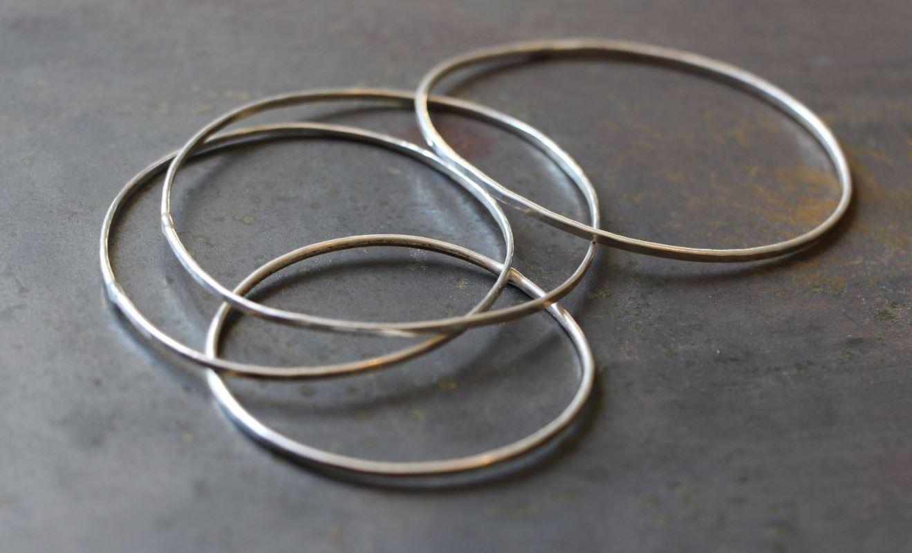 Reifen Silber