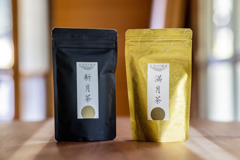 静岡伊勢丹、静岡のつくり手による静岡の文化を生かした空間提案ショップ「OTOKURIKED」にて、『新月茶』と『満月茶』/花粉シーズンの新定番食品『おがっティー®』/KAGYA JAPANのエッセンシャルオイル【YUZU】を販売します!