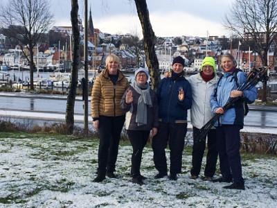 Nordic Walking Wunschfigur statt Hungerkur