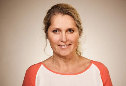 Angela Haermeyer, Physiotherapeutin