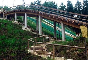Skisprungschanze Berchtesgaden