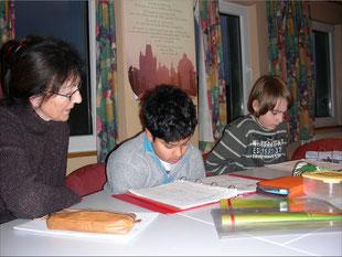 Aufgabenschule - Betreuer