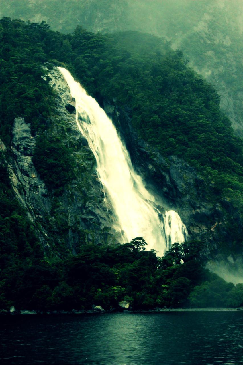 Wasserfall 5