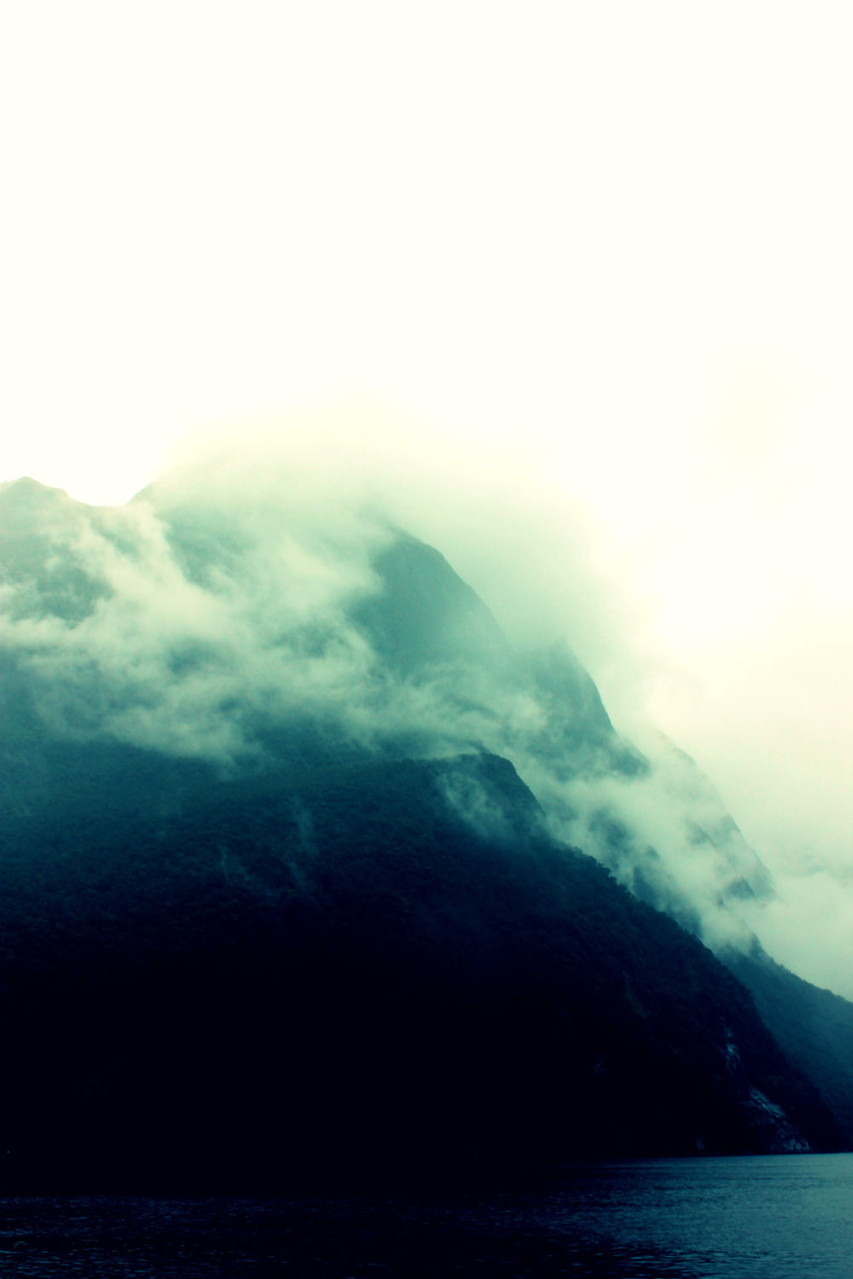 Geheimnisvoller Milford Sound