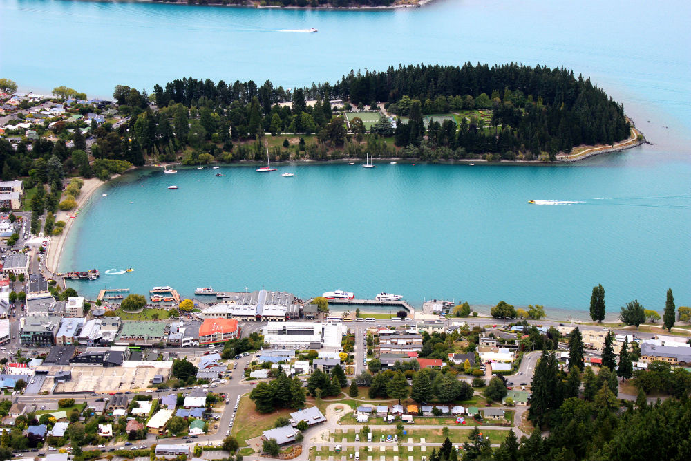 Queenstown Bay