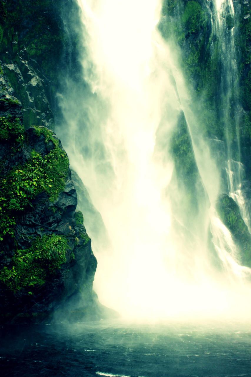Wasserfall 4