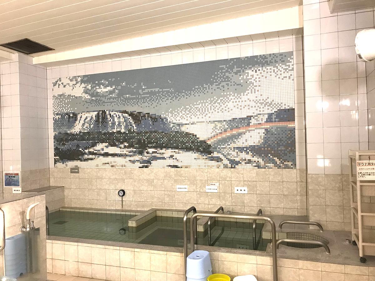 イグアスの滝(男湯)