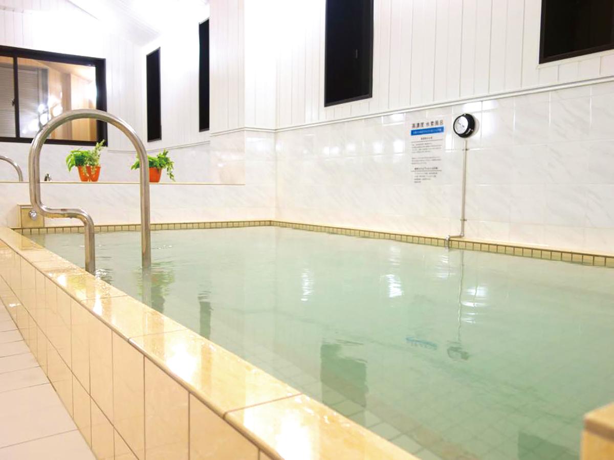 広い高濃度水素風呂