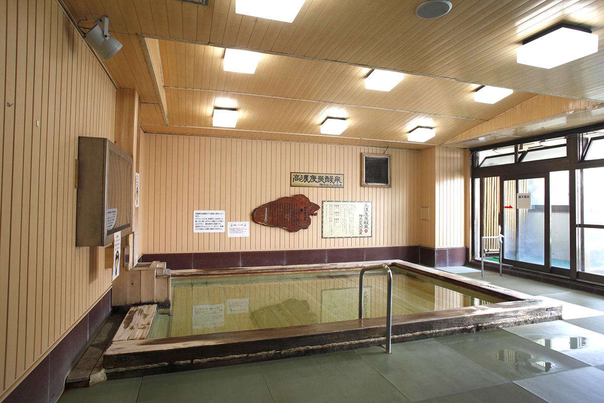 浴室・高濃度人工炭酸泉
