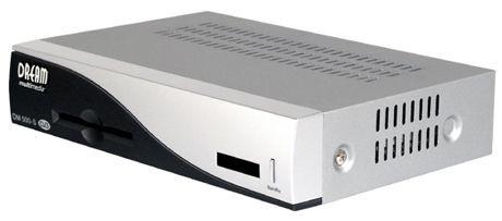 Dreambox 500 S/C 899kr!! Fri Frakt, Ett Års Garanti!! 14 Dagar Öppet Köp!