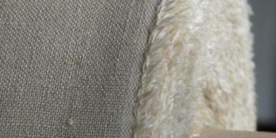 Mode éco-responsable pour bébé, enfant et femme en tissu biologique peint main et fibres recyclées