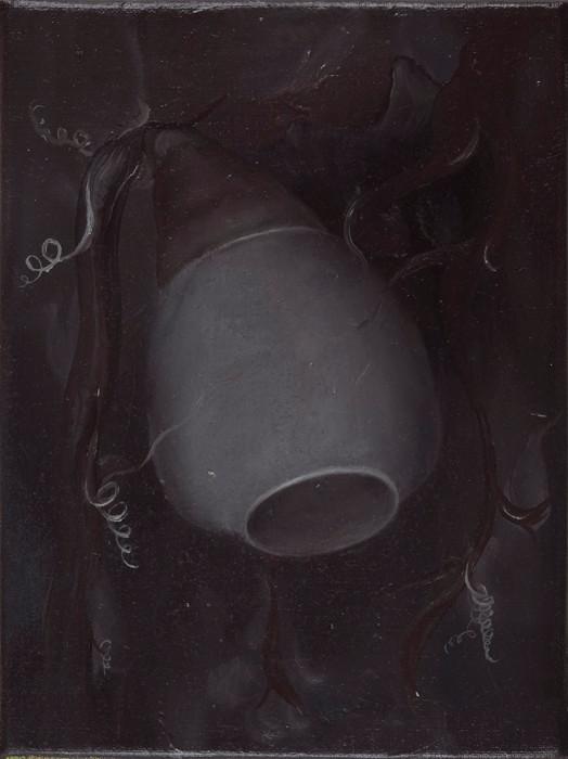 """Nachtbloem""  oil-canvas   24x18 cm   2014"