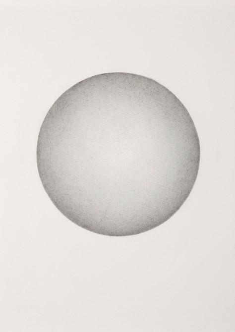 """""""causarum cognitio""""  potlood - papier  30 x 21 cm  2010"""