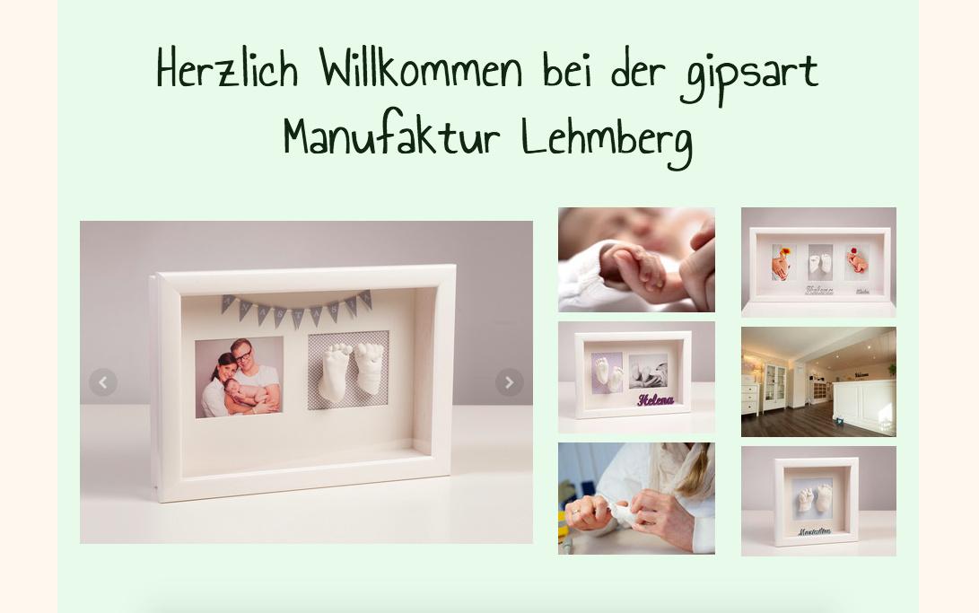 www.gipsart-lehmberg.de