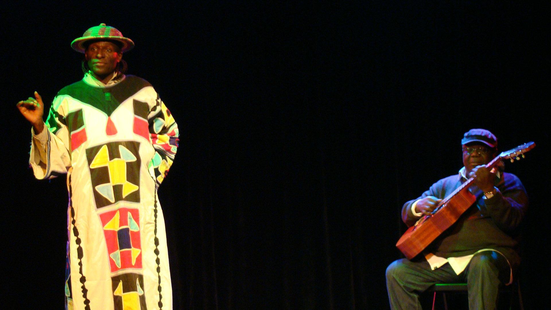 2010 - Saïdou ABATCHA & Jean SANGALLY