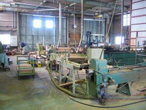 木工工場全体図
