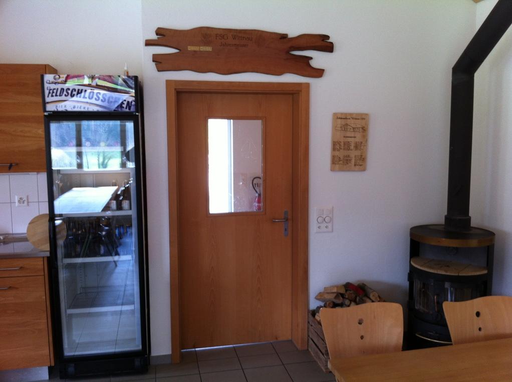 Eingang Schützenstube