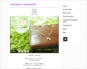 handmade Jewellery  *mediumpurple*
