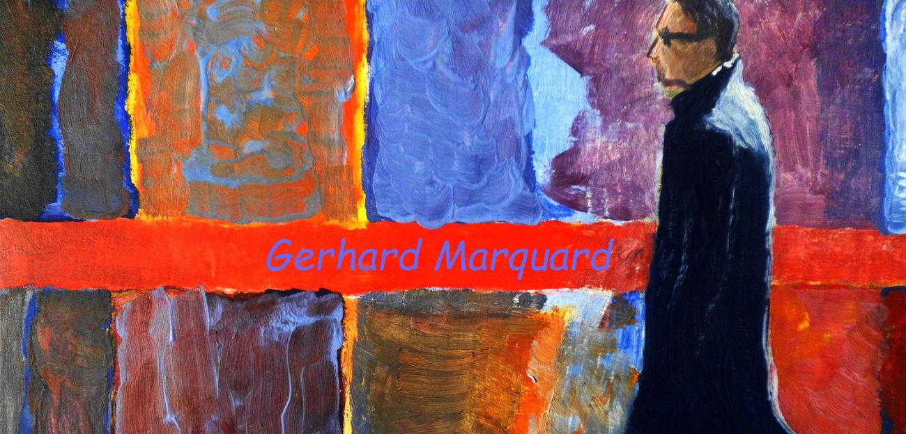 Über mich - Gerhard Marquard Maler und Dozent für Malerei ...