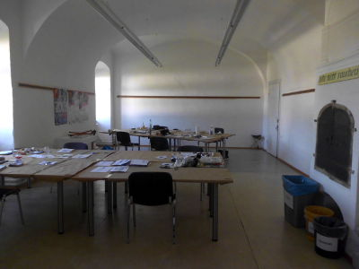 Kurs Reiseskizzen an der Akademie Geras/Wien