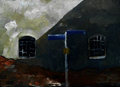 1. Okt. 2012, Ölbild, Stadtbild