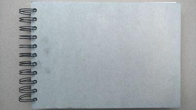 A5 querformat, Zeichenblock, Kunst & Papier