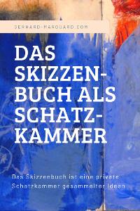Skizzenbuch, blogartikel