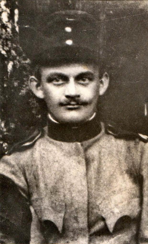 Weber Emil *6.6.1880 - +1915