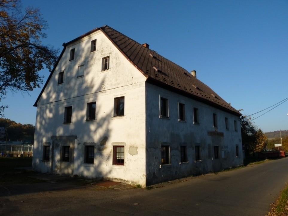 """Das ehemalige Gasthaus """"Zur Post"""""""