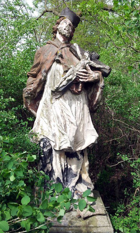 Berzdorf - der heilige Johannes von Nepomuk 1