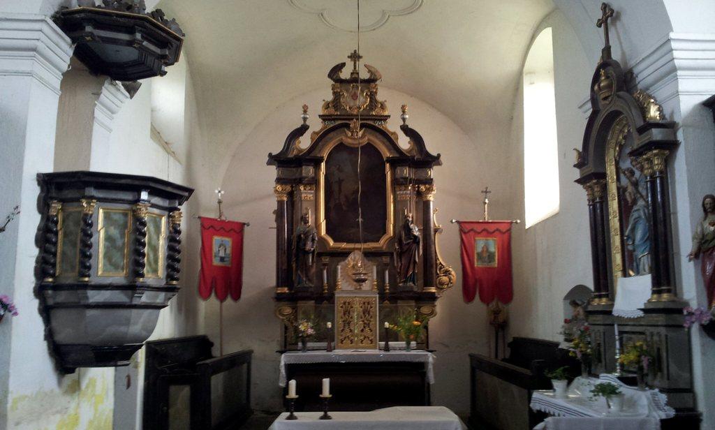 Kirchenaltar - Berzdorf