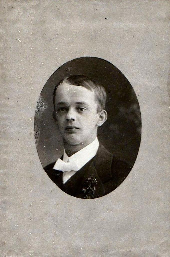 ? Josef Pohl *1890 - +1915