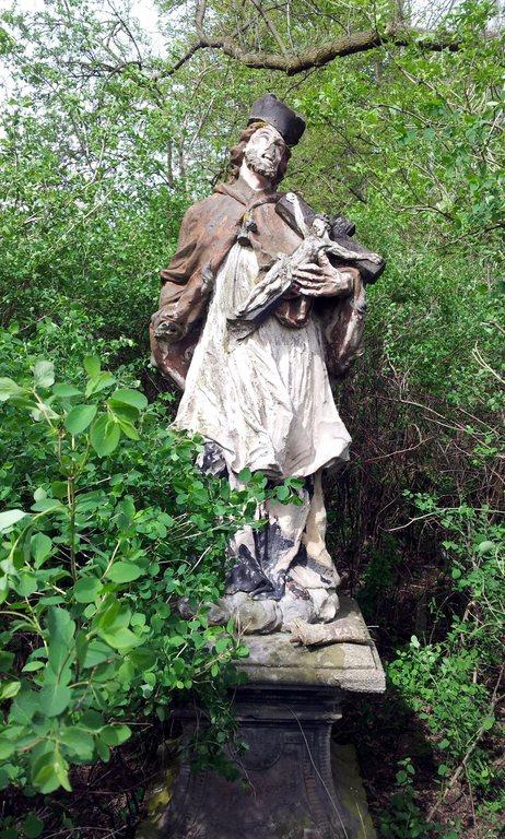 Berzdorf - der heilige Johannes von Nepomuk 3